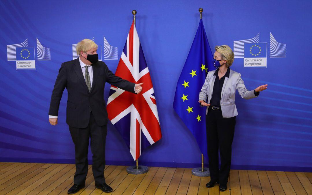 Informe sobre el Acuerdo de Comercio y Cooperación entre la UE y RU |  BasqueTrade & Investment